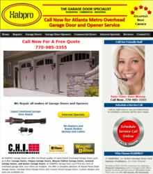 Atlanta Garage Door Repairs